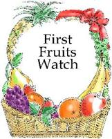 First Fruits Watch